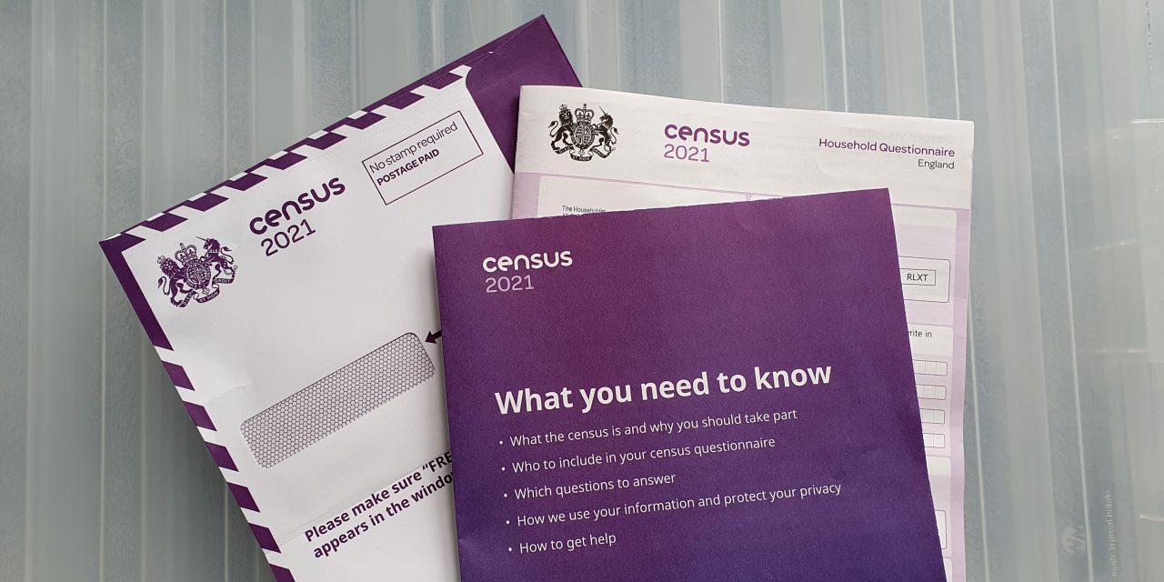 Census 2021 – FAQ & pomocne linki
