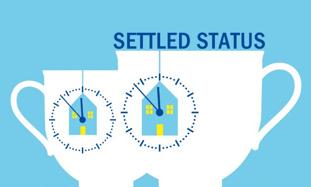 Settled status – help is here